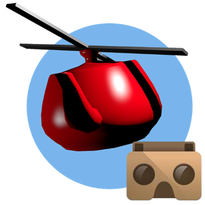 Attack of the Teapotcopters VR の画像