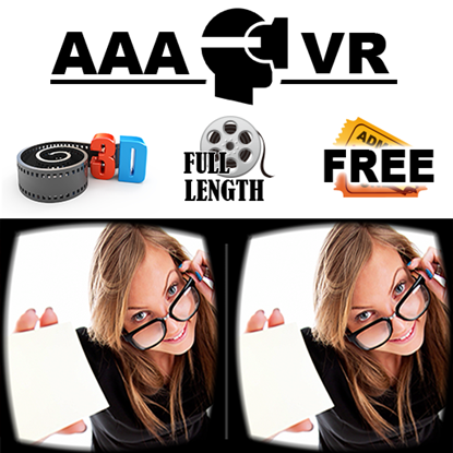 Picture of AAA VR Cinema Cardboard 3D SBS