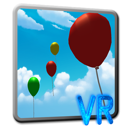 Picture of Balloons VR Cardboard
