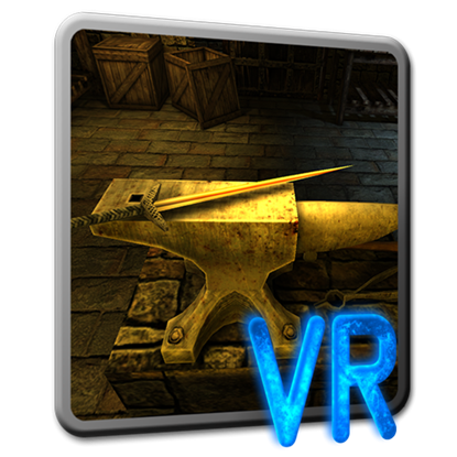 Blacksmith Forge VR Cardboard の画像