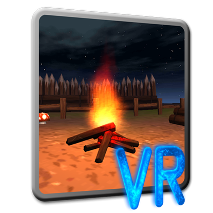 Picture of Campfire VR Cardboard