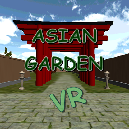 Picture of Asian Garden VR