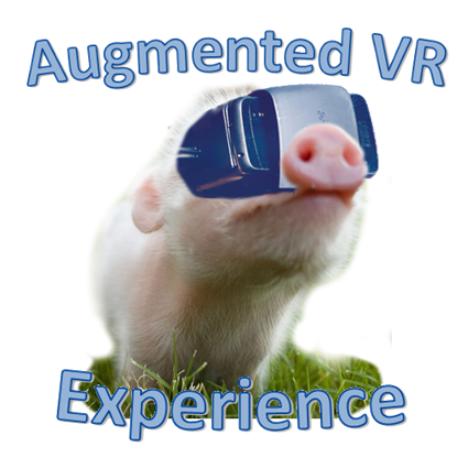 Augmented VR Experience Demo の画像