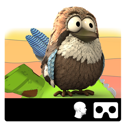 Flying Bird VR の画像
