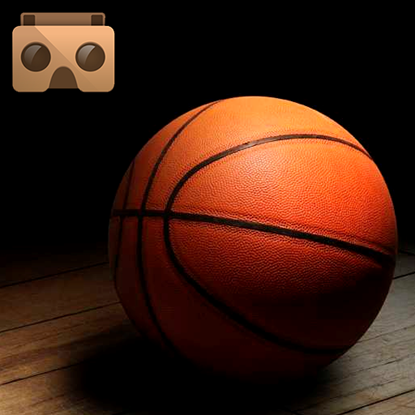 Basketball VR for Cardboard の画像